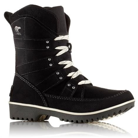 Sorel Meadow Lace Dame, Black