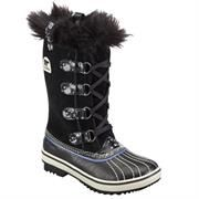 Sorel Youth Tofino Print Børn, Black / Mirage