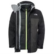 Funktionel The North Face Boys Boundary Triclimate vinterjakke