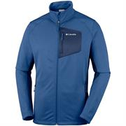Jackson Creek softshell fleece til herre