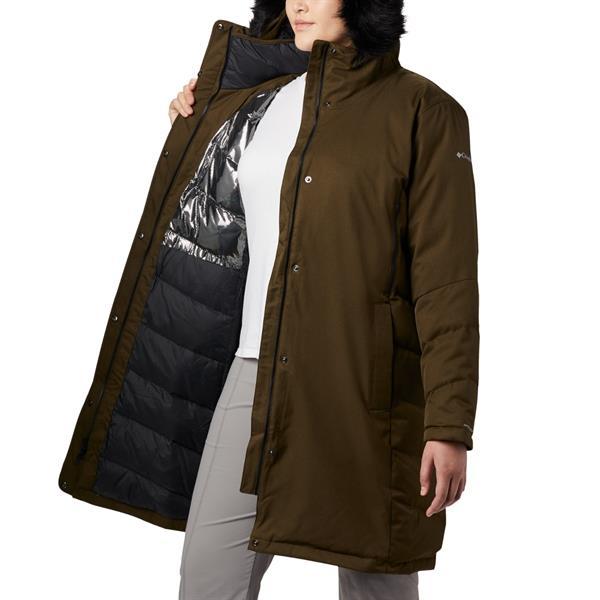 Hillsdale Parka damejakke fra Columbia Sportswear | Black