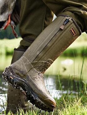 Herre Gummistøvler | Høje og lave Støvler til Jagt og Outdoor