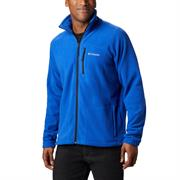 Columbia Fast Trek II Full Zip Fleece Mens, Azul / Black