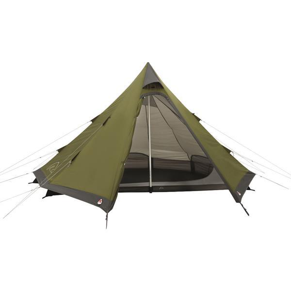 Ultramoderne Rummeligt Tipi-telt til 4 personer | 5.000 mm Vandsøjletryk CM-28