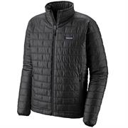 Patagonia mens nano puff jacket, forge grey