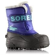 Sorel Snow Commander Børn, Purple Lotus / Clear Blue