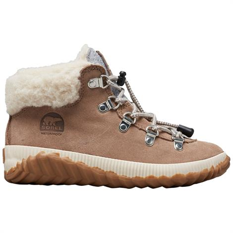 Sorel Out n About Conquest Kids, Ash Brown / Natural