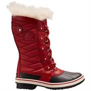 Sorel Tofino II Womens, Red Dahlia