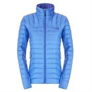 The North Face Womens Tonnerro Jacket Pro, Coastline Blue