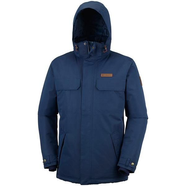 Columbia Rugged Path Jacket Mens, Collegiate Navy